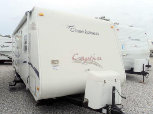 2006 Coachmen Captiva