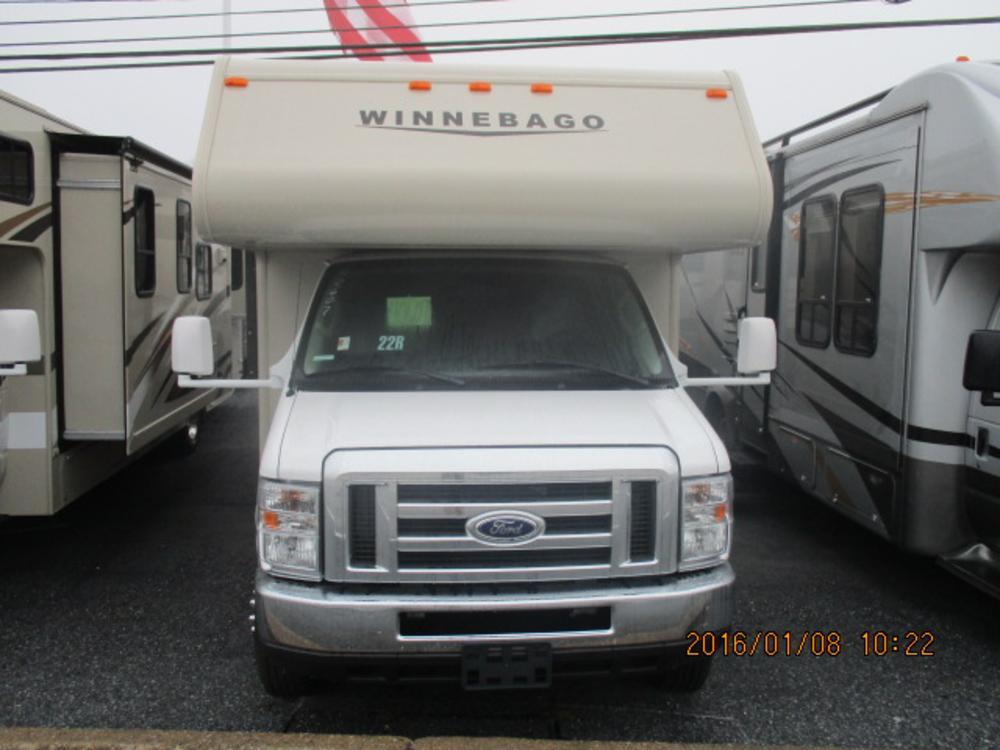 Perfect New 2016 Winnebago Spirit 22r Class C For Sale 1246843  Camping World Of Har