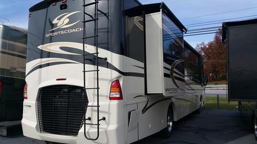 2013 Coachmen Sportscoach
