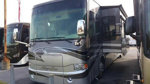 Used 2007 Tiffin Allegro Bus 40QDP SPARTAN 400 Class A - Diesel For Sale