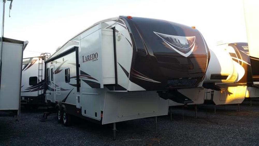 Used 2013 Keystone Laredo 250rl Fifth-wheel For Sale
