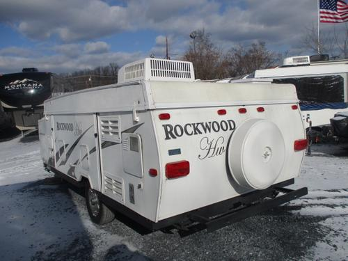 Used 2008 Forest River Premier 256 HW Pop Up For Sale