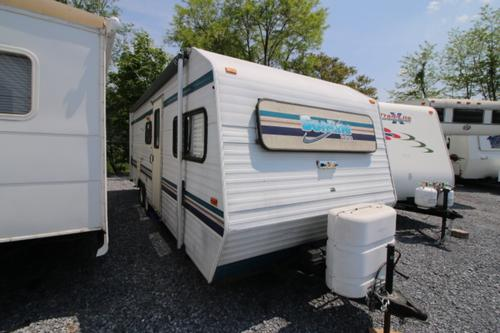 Used 1999 Sunline Saturn T-24B Travel Trailer For Sale