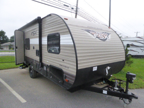 RV : 2019-FOREST RIVER-180RT