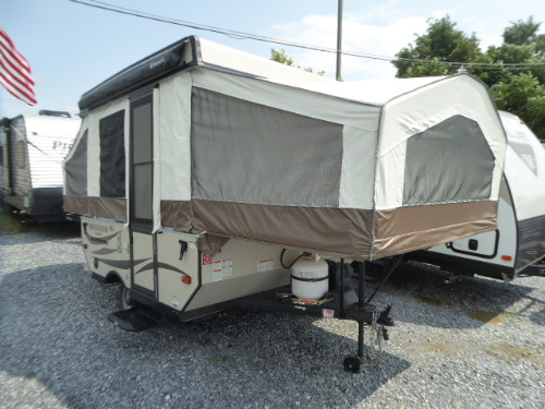 RV : 2017-ROCKWOOD-1640LTD