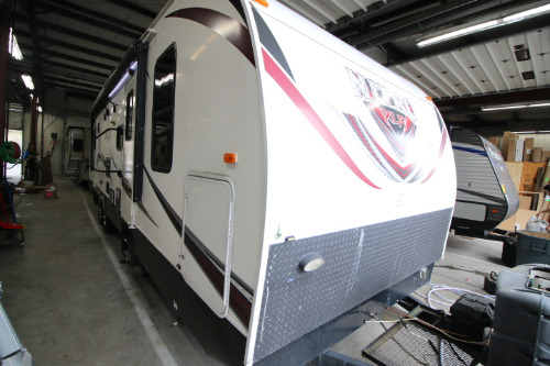 RV : 2014-FOREST RIVER-30FQS