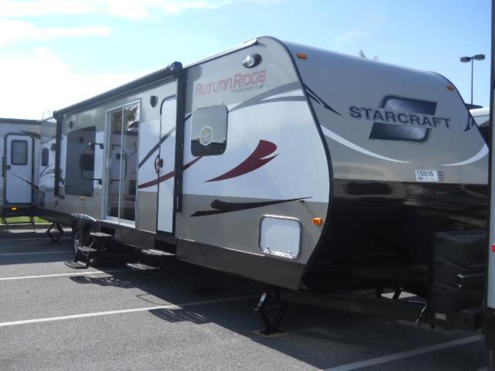 New 2015 Starcraft Autumn Ridge 315rks Travel Trailer For
