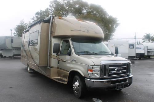 Used 2009 Fourwinds Siesta 29BG Class B Plus For Sale