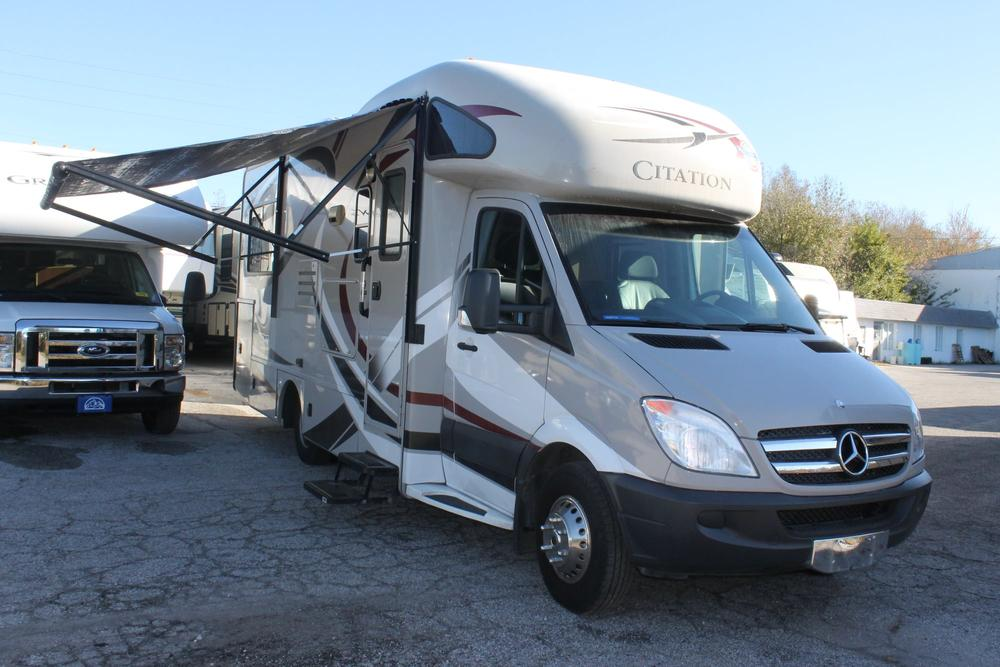 2014 Thor Citation 24st Camping World Of New Port Richey