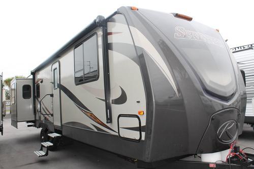 New 2016 Keystone Sprinter 299RET Travel Trailer For Sale