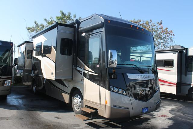 Buy a Used Itasca Meridian in Holiday, FL.
