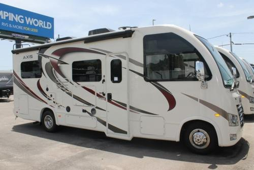 Thor Axis Rvs For Sale Camping World Rv Sales