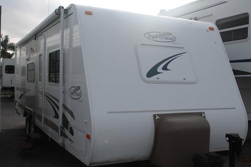 Used 2005 Travel Lite RV Trail Cruiser 26QBH Travel Trailer For Sale