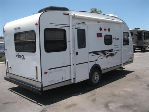 Used 2011 Gulfstream VISA 19RSD Travel Trailer For Sale