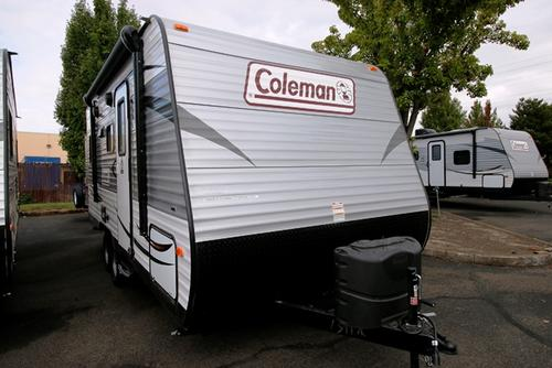 New 2016 Coleman Coleman CTS192RDWE Travel Trailer For Sale