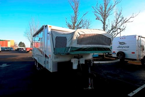 Used 2006 Starcraft Antigua 215SSO Travel Trailer For Sale