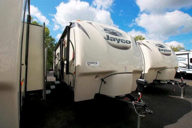 2016 Travel Trailer Jayco Eagle