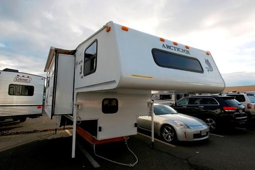 Used 2003 Arctic Fox Arctic Fox 1140 Truck Camper For Sale