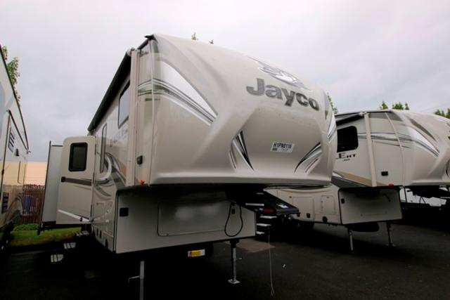 2017 Fifth Wheel Jayco EAGLE HT