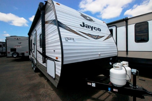 Bedroom : 2020-JAYCO-232RBW