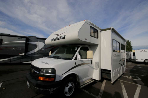 Cab : 2007-WINNEBAGO-31CR