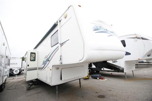 Used 2001 Keystone Montana 3280RL Fifth Wheel For Sale
