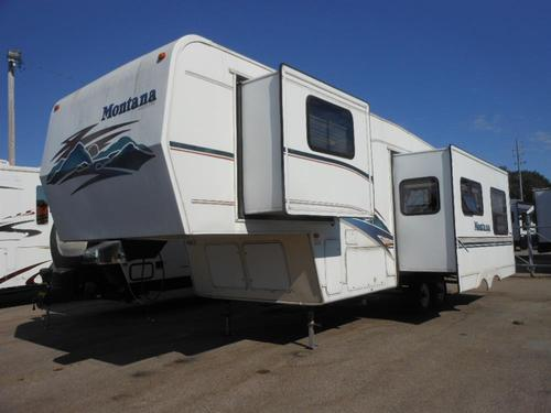Used 1999 Keystone Montana 2850RK Fifth Wheel For Sale