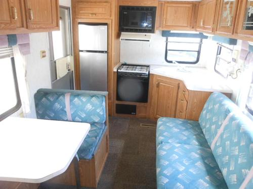 Used 1992 Fleetwood Terry Resort 26RK Fifth Wheel For Sale