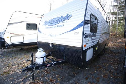 New 2016 Keystone Summerland 1750RD Travel Trailer For Sale
