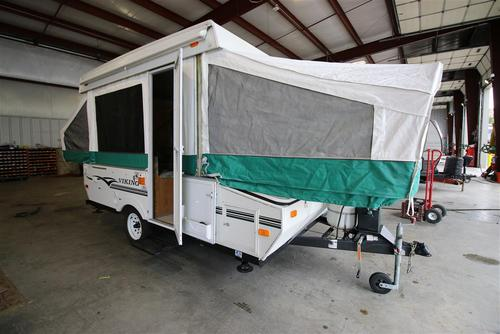 Used 2004 Viking Viking 2170ST Pop Up For Sale