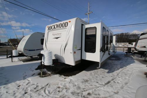 Used 2013 Forest River Signature 8315 Travel Trailer For Sale