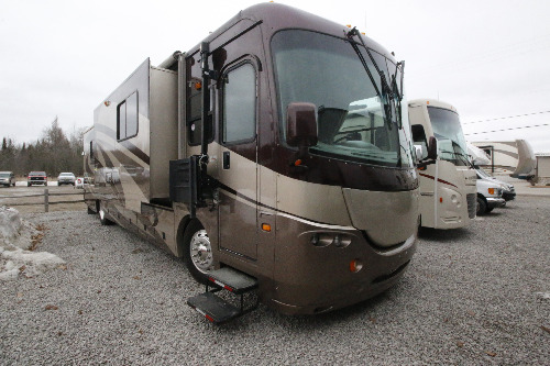 Exterior : 2005-COACHMEN-401 TS-350HP