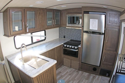 Exterior : 2019-FOREST RIVER-283RK