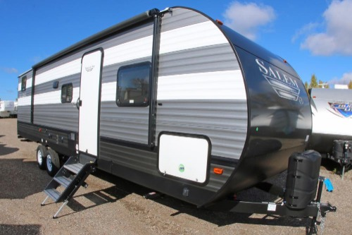 RV : 2019-FOREST RIVER-29QBLE