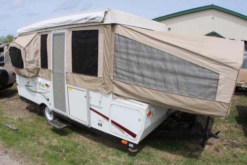 Used Rvs For Sale In Texas By Owner >> New Or Used Fold Down Tent Campers For Sale Camping World