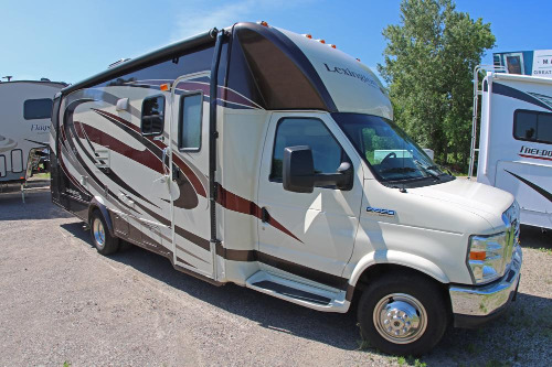 Exterior : 2012-FOREST RIVER-265DS