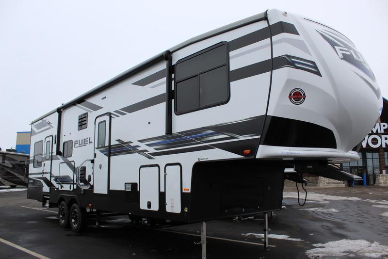 2021 Heartland RVs 323
