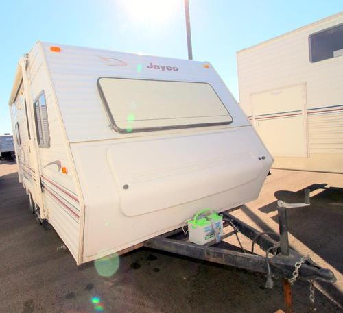 Used 1999 Jayco Eagle 22RB Travel Trailer For Sale