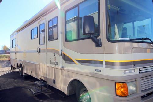 Used 1997 Fleetwood Bounder 34VS Class A - Gas For Sale