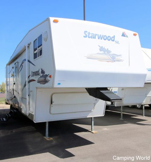 2005 Mckenzie Towables Starwood