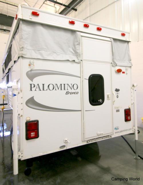 2012 Palomino Bronco