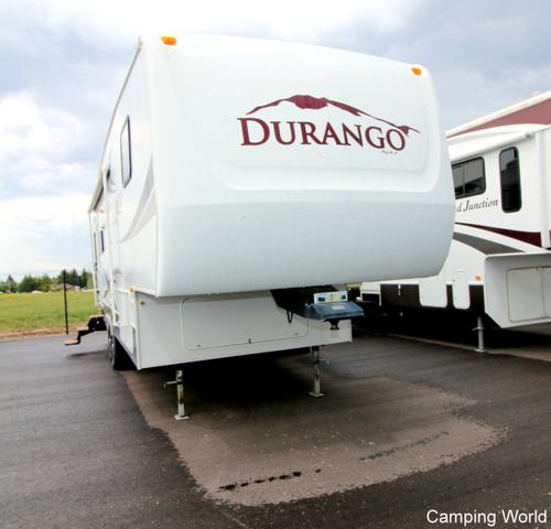 Used 2007 K-Z Durango 285RLBS Fifth Wheel For Sale
