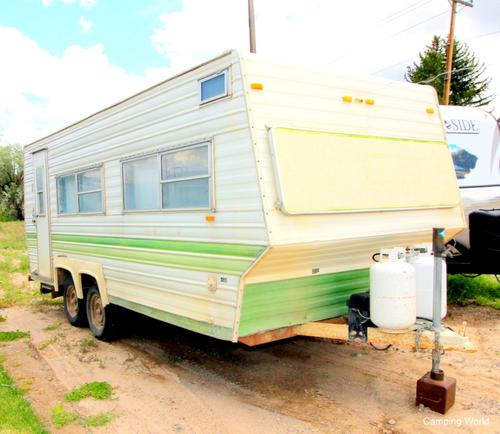 Used 1979 Nomad Nomad 21 Travel Trailer For Sale