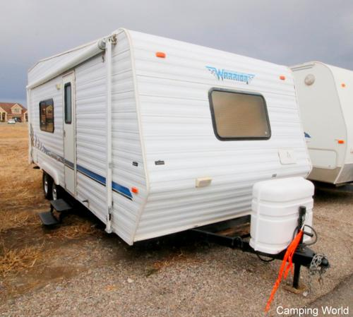 freightliner toy hauler motorhome new or used toyhauler campers for sale rvs near idaho falls