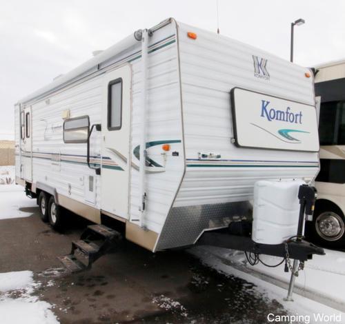 Komfort Komfort RVs for Sale - Camping World RV Sales