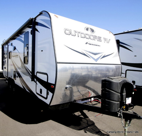 Exterior : 2019-OUTDOORS RV-21RD