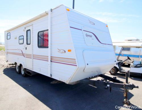 Used Camper Trailers For Sale >> Used Travel Trailer Campers For Sale - Camping World RV Sales