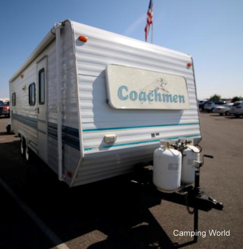 Exterior : 1996-COACHMEN-240MB