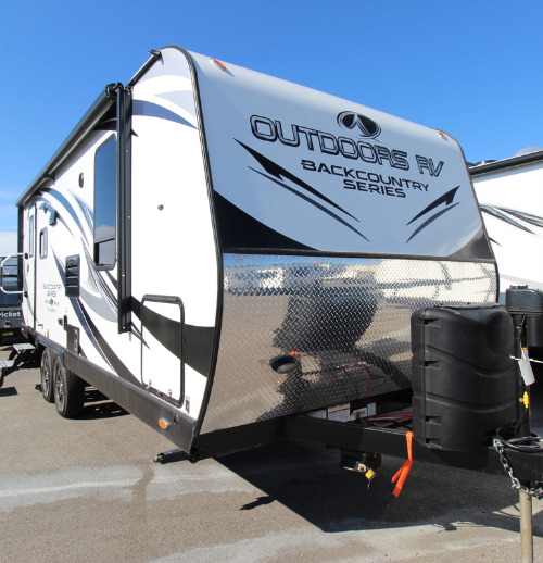 RV : 2019-OUTDOORS RV-21FBS