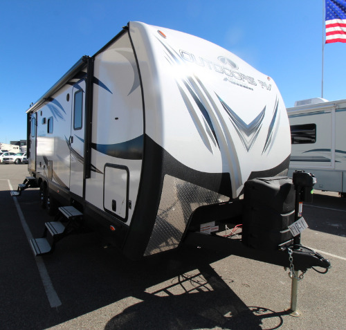 Exterior : 2019-OUTDOORS RV-25RTS
